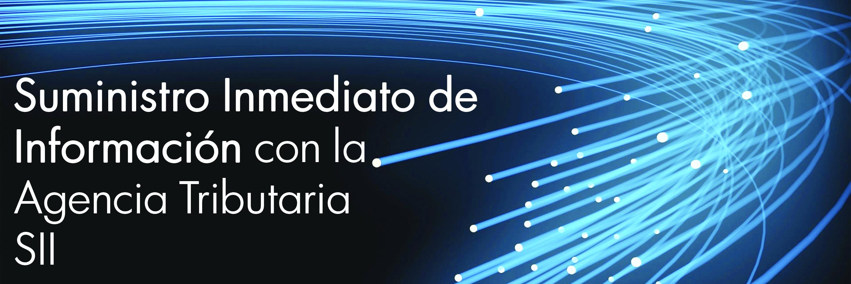 Resultado de imagen de EL SUMINISTRO INMEDIATO DE INFORMACIÓN (SII) DEL IVA A LA AEAT