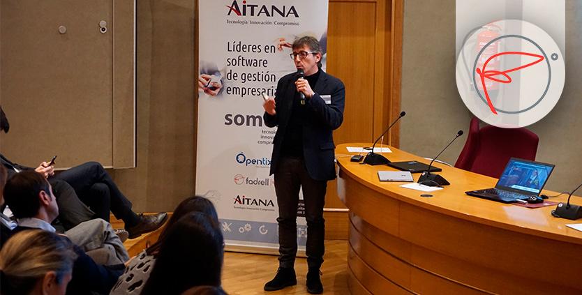 Enrique Bernat, Responsable Técnico del grupo