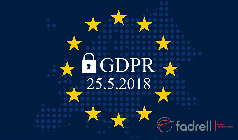 GDPR protección de datos