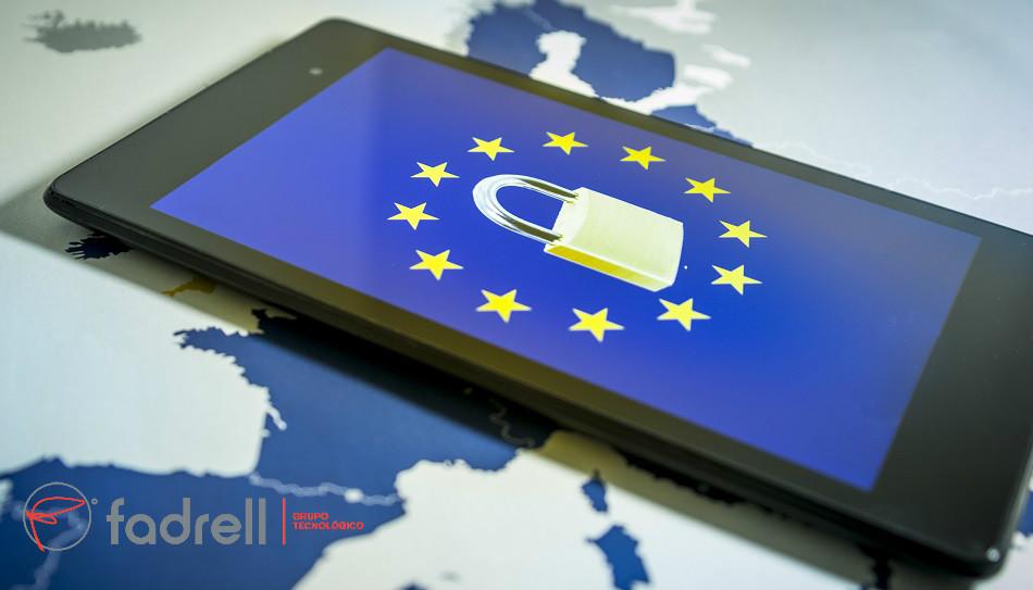 gdpr protección de datos fadrell